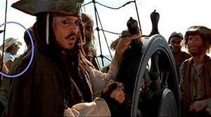 piratas del caribe peliculas
