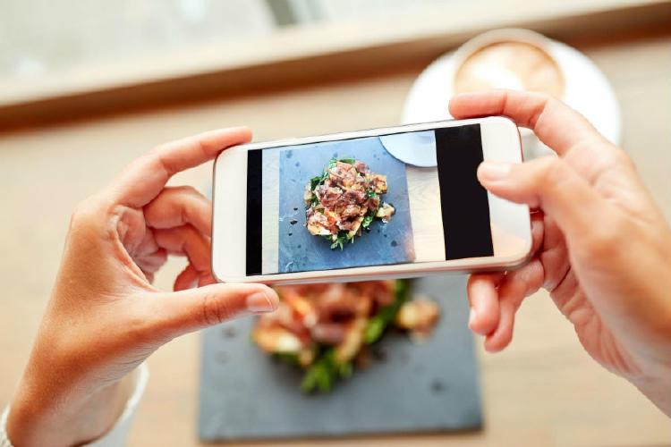 foto a una receta de cocina