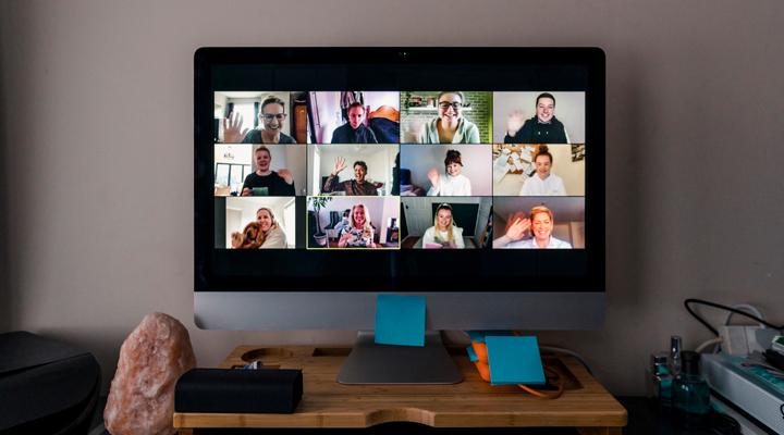 Videollamadas con Messenger Rooms