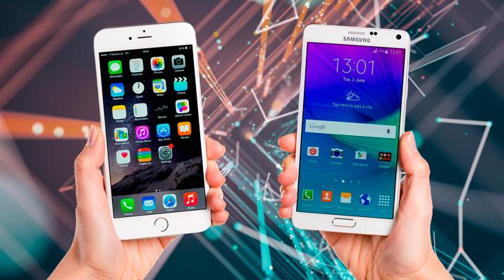 Pasar de Android a iOS y viceversa