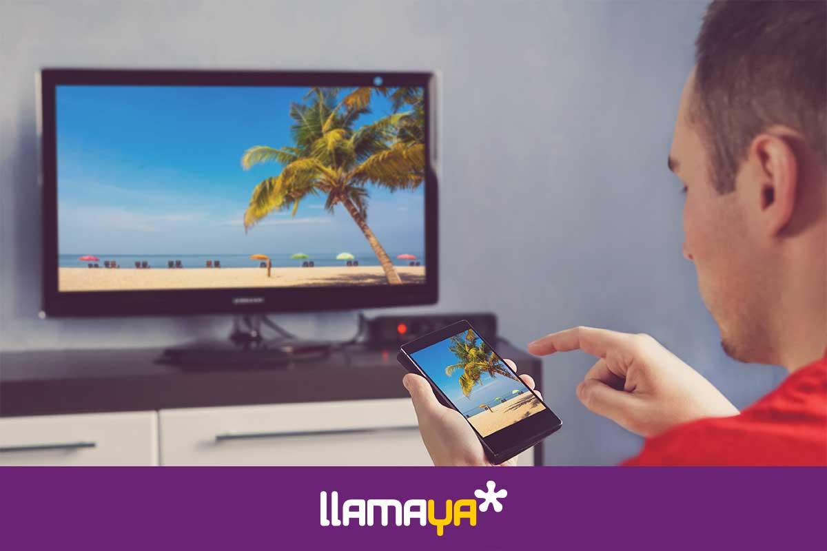 Guía para configurar Screen Mirroring en smartphone y televisores