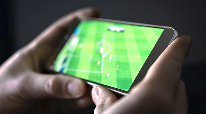 Apps para ver el fútbol