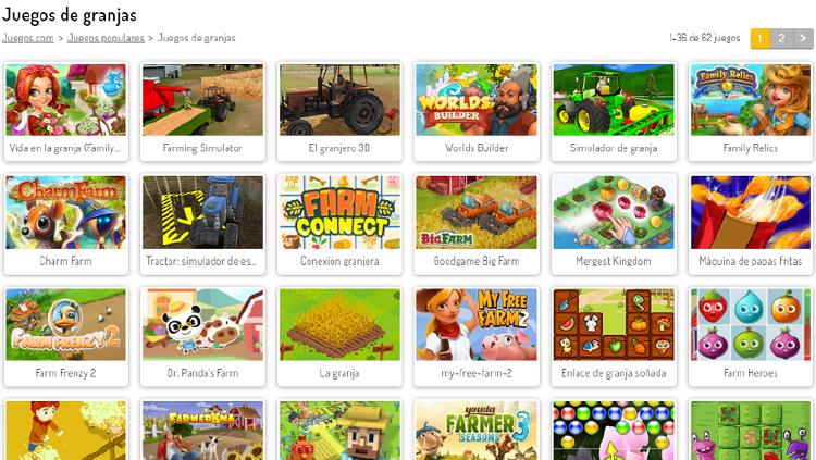 juegos de granja gratis y online para pc
