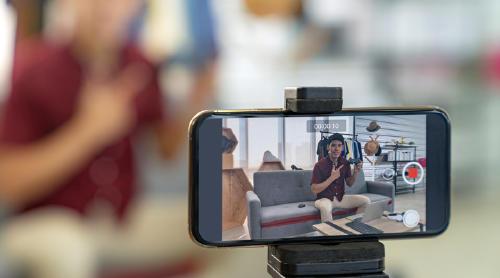 como grabar un vídeo con el móvil