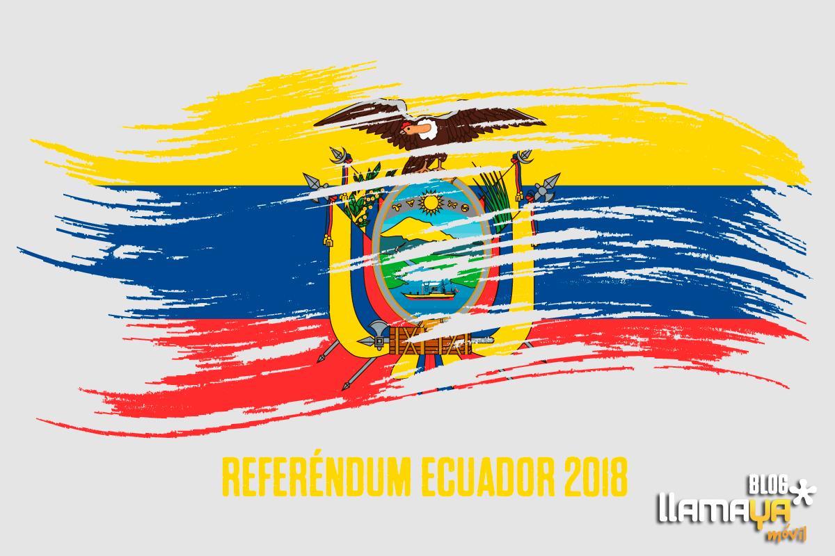 Referéndum Ecuador 2018