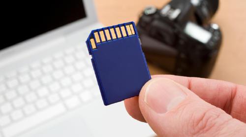 cómo elegir tarjeta SD