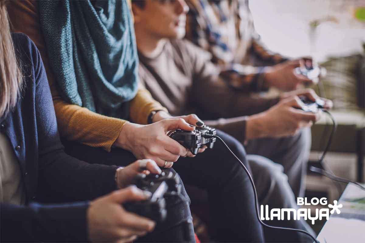 Apps videojuegos
