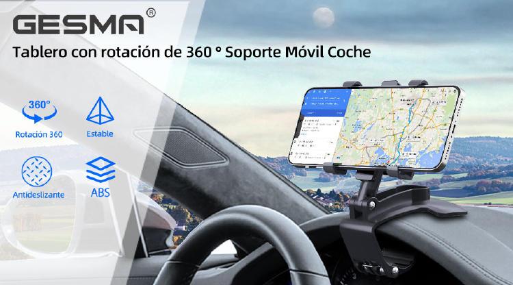 gesma soporte móvil coche