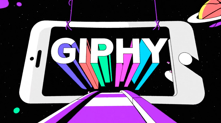 Giphy en Whatsapp y Facebook Messenger